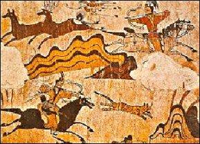 Goguryoh grave painting